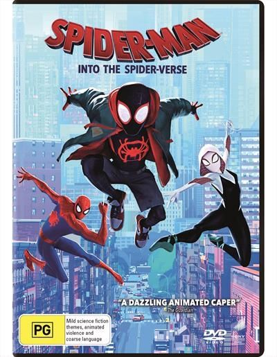 Spider-Man - Into the Spiderverse