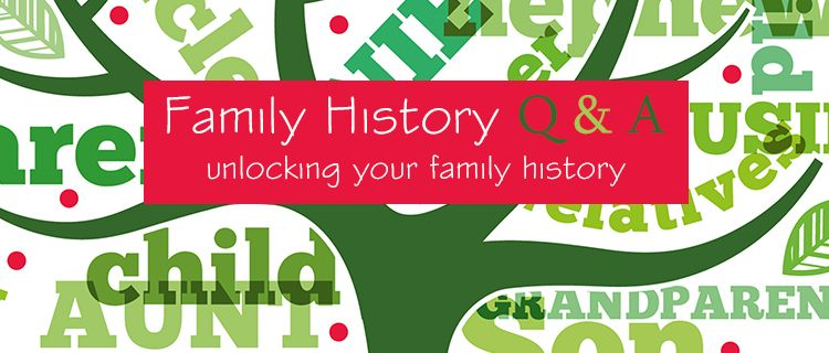 Family History Q&A